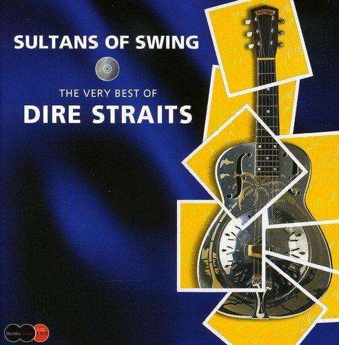 CD : Dire Straits - Dire Straits: Sultans of Swing Very Best Of (Bonus DVD, Holland - Import, Pal Region 0, 3 Disc)