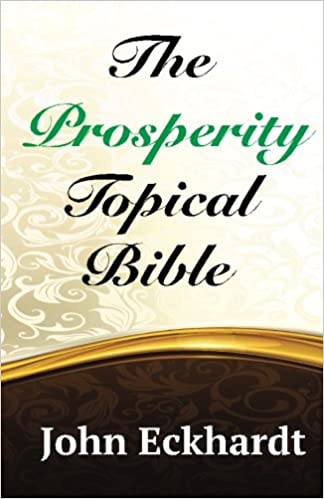The Prosperity Topical Bible