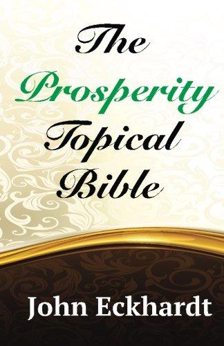 The Prosperity Topical Bible pdf epub