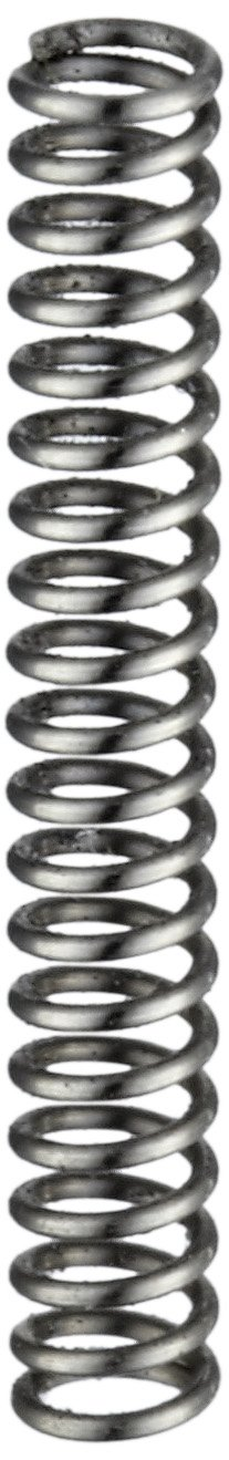 Compression Spring Stainless Steel Metric 2.32 mm OD 0.32 mm Wire Size 8.2 mm Compressed Length 15.6 mm Free Length 4.67 N Load Capacity 0.64 N mm Spring Rate Pack of 10