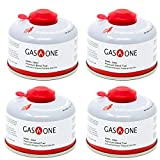 GasOne Camping Fuel Blend Isobutane Fuel Canister