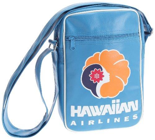 Taglia Airlines Hawaiian A Blu Tracolla Logoshirt Borsa Unica turquoise turquoise UvZO74qn