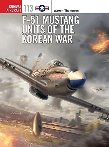F-51 Mustang Units of the Korean War (Combat Aircraft), used for sale  Delivered anywhere in USA