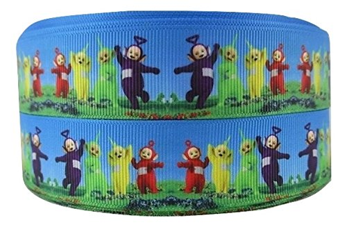 1 METRE TELETUBBIES CHARACTER CARTOON RIBBON 1