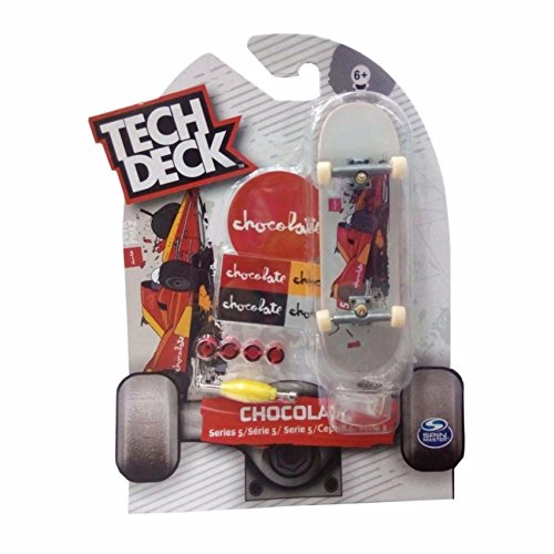 Tech Deck CHOCOLATE Series 5 Rare #20086568