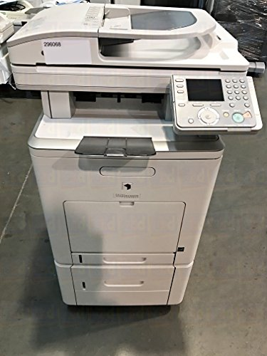 A4 Colour Multi Function Printer (Refurbished Canon ImageRunner C1030iF A4 Color Laser Multifunction Printer - Copy, Print, Scan, E-mail, Internet Fax, USB Direct Print/Scan, 2 Trays)