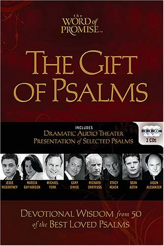 The Word of Promise: The Gift of Psalms (w/audio CD)