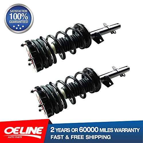 474edf147128d MOCA 171616 Rear Pair 2 Quick Strut Complete Assembly Shock Absorber ...