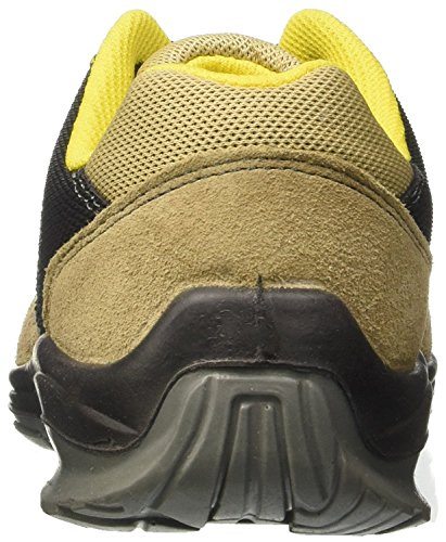 Diadora Unisex Adults' D-Blitz Low S1p Work Shoes Brown JlcKAAhP