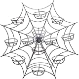 Spiders Web Halloween Cupcake Stand Cake Baking Display Party