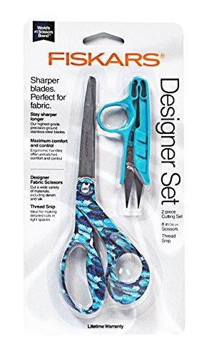 Fiskars Designer Inch Scissor Snip