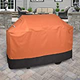"""Griller's Guard Waterproof BBQ Grill Cover for Heavy Duty Outdoor Use - Cover your Barbecue Grill Year Round - Winter Summer - Complete Protection 42"""" x 58"""" x 24"""""""