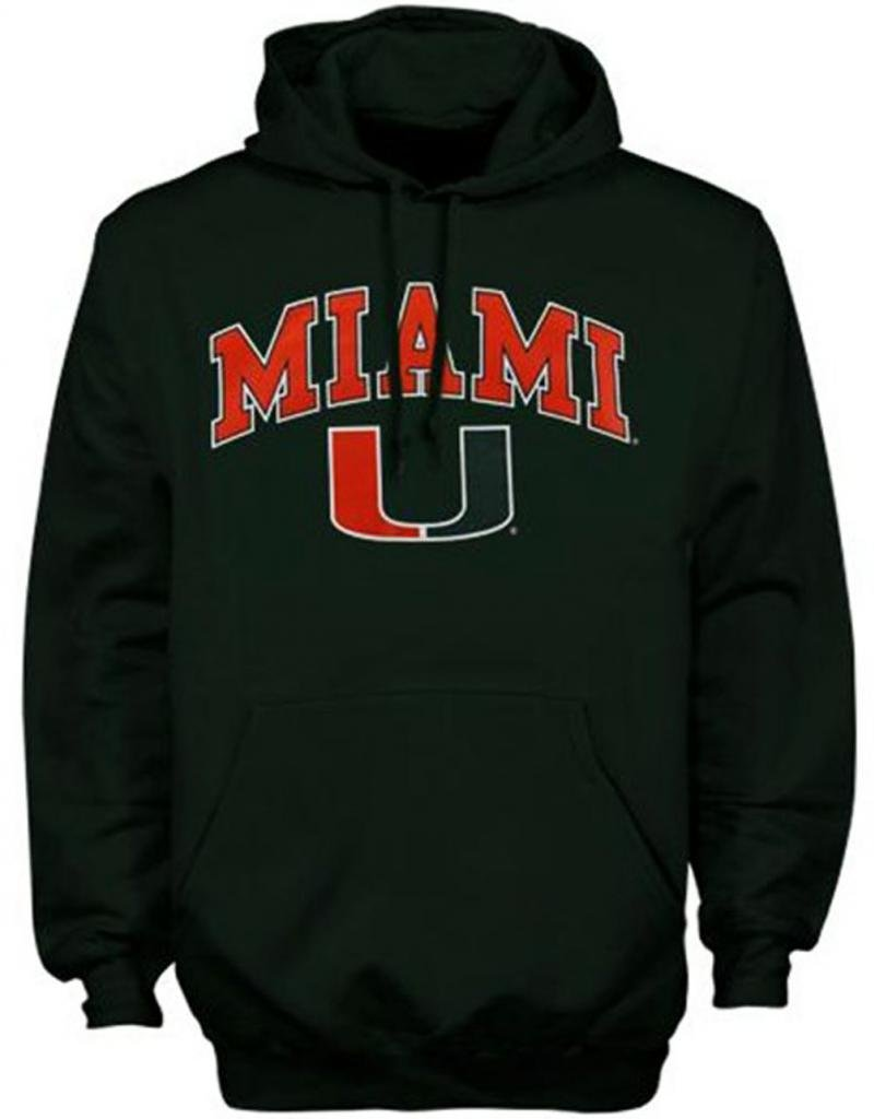 quality design c2b42 2b0d2 Officially Licensed by The Miami Hurricanes Miami Hurricanes Shirt Hoodie  Sweatshirt Football Jersey Hat University Apparel
