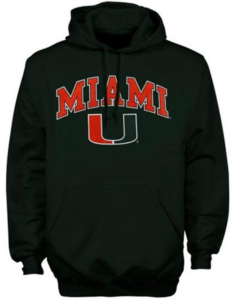 Miami Hurricanes Shirt Hoodie Sweatshirt Fußball Jersey Hat Universität Apparel