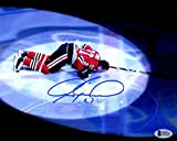 #2: Beckett-BAS Jeremy Roenick Autographed Signed Chicago Blackhawks 2017 One More Shift 8x10 Photo Photograph