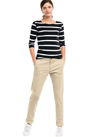 285a6849ad62 Ellos Women s Plus Size Stretch Chinos at Amazon Women s Clothing store