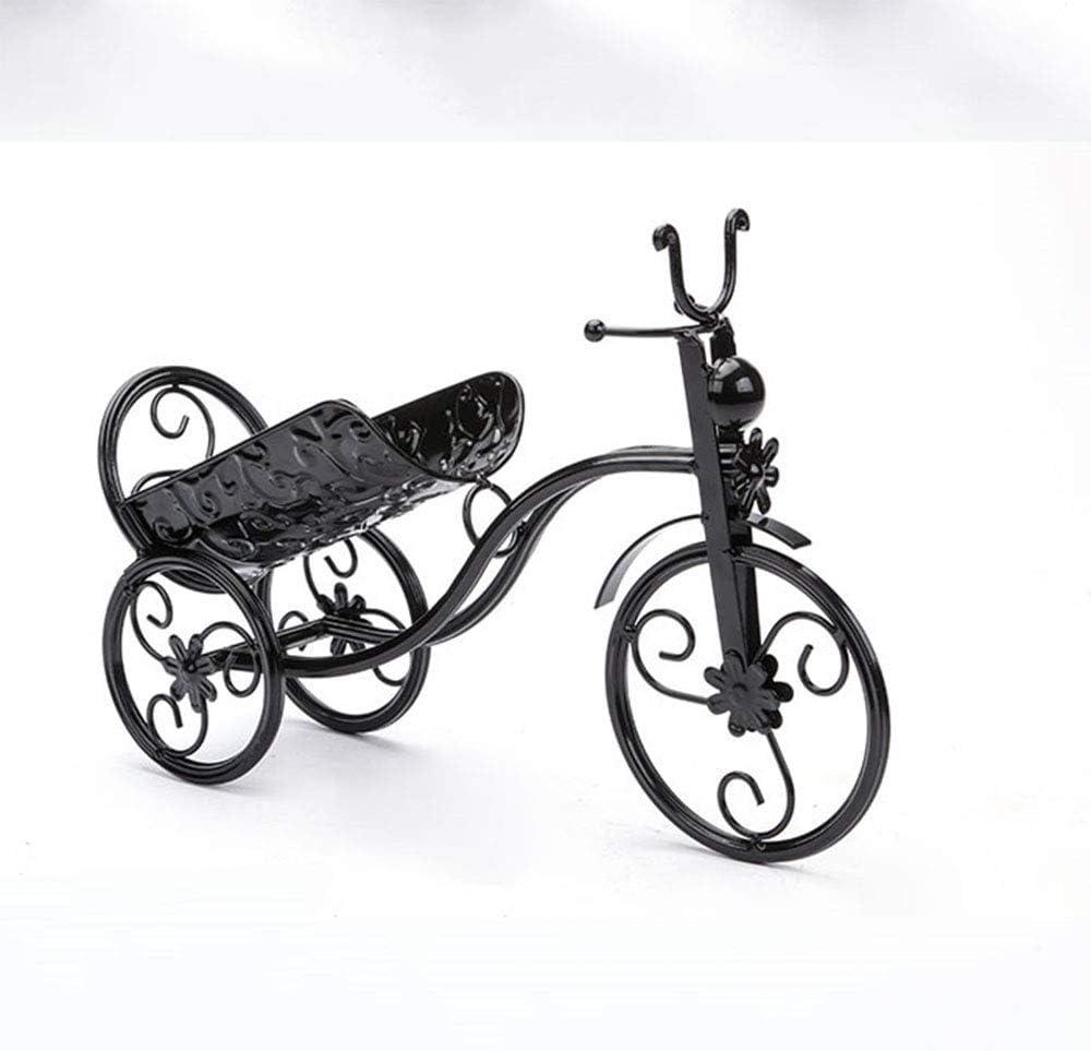YYQX Estante del Vino, Creativo Simple Bicicleta Arte de Hierro ...