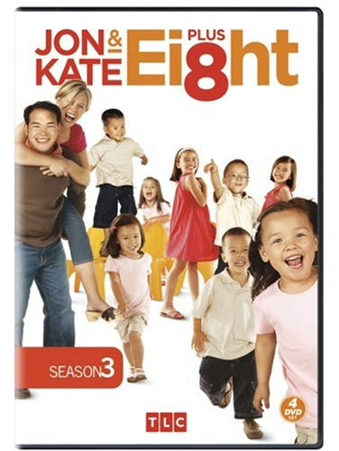 Plus Box Set - Jon and Kate Plus Ei8ht: Season 3
