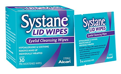 Alcon Systane Lid Wipes, 30 Count