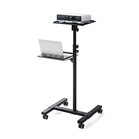 Table XIAOYAN Proyector portátil elevable Soporte multifunción ...