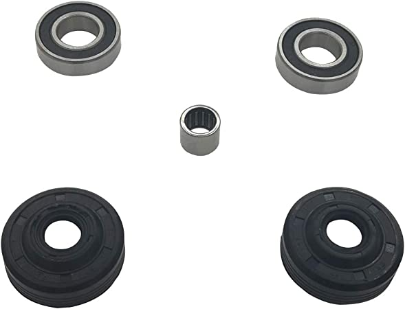 Crank Bearing Oil Seal For Husqvarna 136 137 141 142 w Chain Adjuster Tensioner