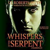 Whispers of the Serpent: Delante Thrillers, Book 2 | C. L. Roberts-Huth