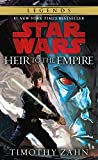 Book cover image for Heir to the Empire (Star Wars: The Thrawn Trilogy, Vol. 1)