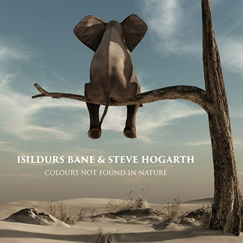 Isildurs Bane And Steve Hogarth - Colours Not Found In Nature - CD - FLAC - 2017 - NBFLAC Download