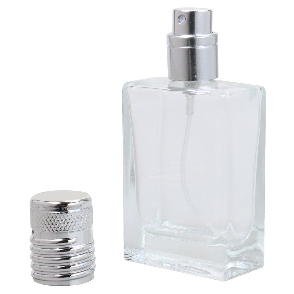 Botellas de Perfume Pulverización Cristal Comestic Establecen Cobrizo - #7: Amazon.es: Hogar