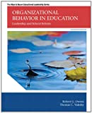 Organizational Behavior in Education, 11/e gives future and current educational administrators, superintendents, principals, and assistant principals an authoritative, well-established, timely look at organizational behavior and how leaders can crea...