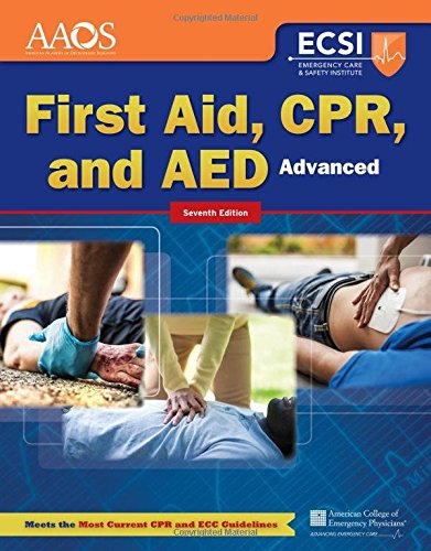 Advanced-First-Aid-CPR-And-AED-Orange-Book