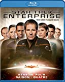 Star Trek Enterprise: Season 4 [Blu-ray]