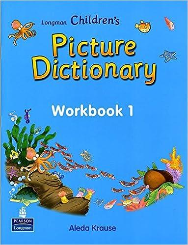 Longman Childrens Picture Dictionary Ebook