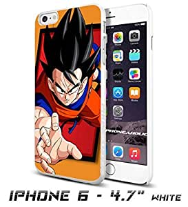 Dragon Ball Comic (Manga) Dragonball #33Cool iphone 6 plusd 5.5 Inch Smartphone Case Cover Collector iphone TPU Rubber Case White [By PhoneAholic]