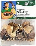 Terra Dolce Organic Stir-Fry Mushrooms, 0.75 Ounce