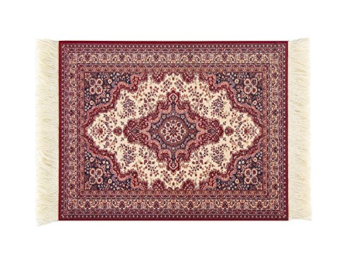 Rug Mouse Pad,Lexiart Oriental Persian Woven Mouse Mat,9.5*7.5*0.5 by Lexipad