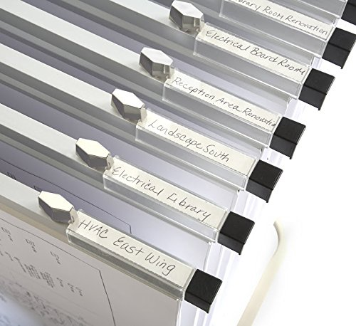 Brookside Design PC636 set of 6 36'' heavy duty print clamps by Brookside Design (Image #4)
