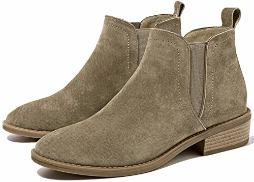 Fuax Suede U New Classic Comfortable Fur Leather With Lining Winter Fall Sandy Ankle Booties Women lite Womens Boots Style Chelsea TwTBC