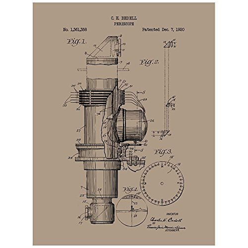 Amazon com: Inked and Screened Vintage Inventions