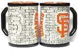 San Francisco Giants 15oz. Stone Wall Coffee Mug By Boelter