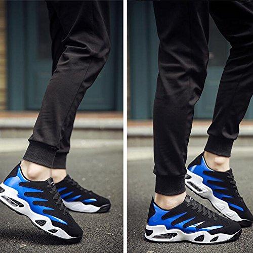 moda casual primavera Colore scarpe CN44 cuscino per uomo e l'altezza scarpe d'aria dimensioni 4 Moda sportive autunno SUN UK9 3 EU43 aumentare q0EZXX