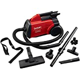 """Sanitaire Commercial Vacuum, 7"""" Hose, 20"""" Cord, 8 lb., Red"""