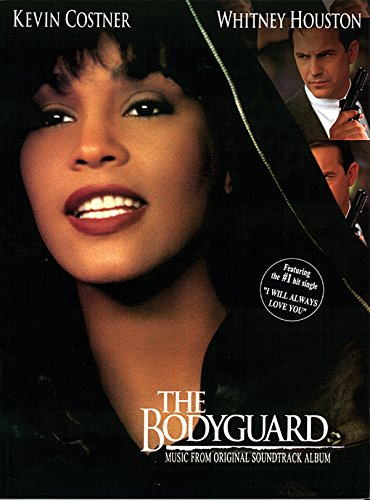 The Bodyguard (Music from the Original Soundtrack Album) Piano/Vocal/Chords [Houston, Whitney] (Tapa Blanda)