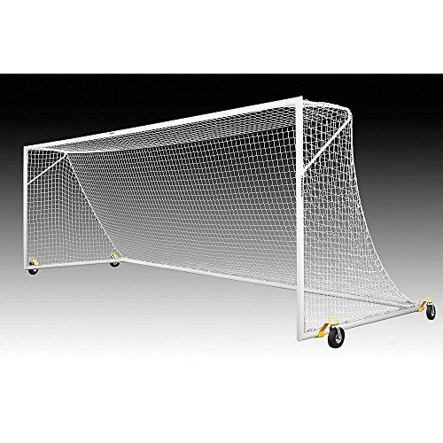 Kwik Goal Pro Premier European Match Soccer Goal With Swivel (Evolution Soccer Goal)