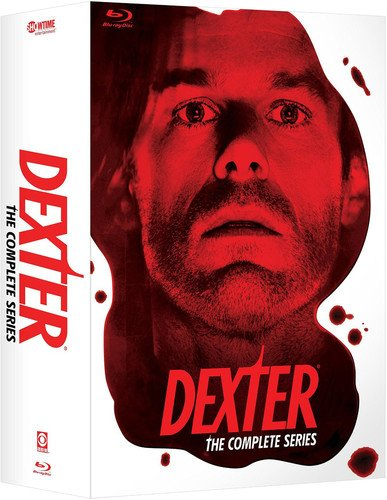 Blu-ray : Dexter: The Complete Series (Boxed Set, Widescreen, Slipsleeve Packaging, 24 Disc)
