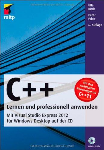 C++ - Lernen und professionell anwenden: Mit Microsoft Visual C++ 2010, Express Edition auf der CD