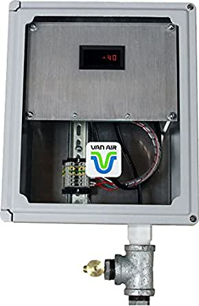Amazon.com: Van Air Systems 46-2529 Dew Point Meter for
