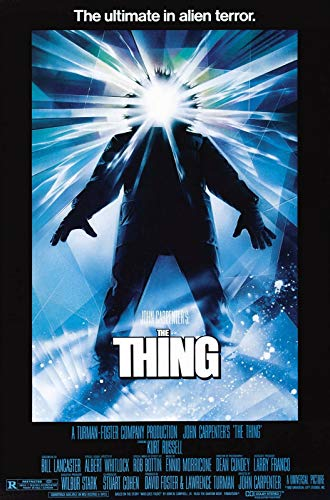 (PosterOffice The Thing Movie Poster (1982) - Size 24
