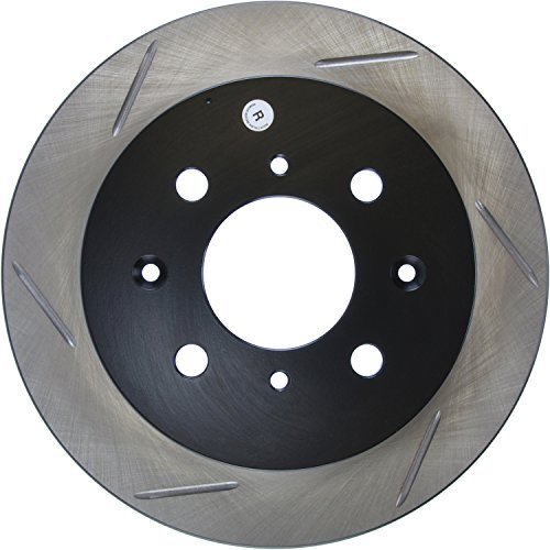 Integra Power Slot - Power Slot 126.40017SR Slotted Brake Rotor