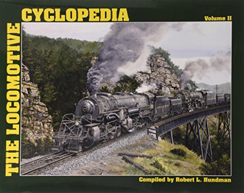 Mainline Modeler - The Locomotive Cyclopedia Volume 2